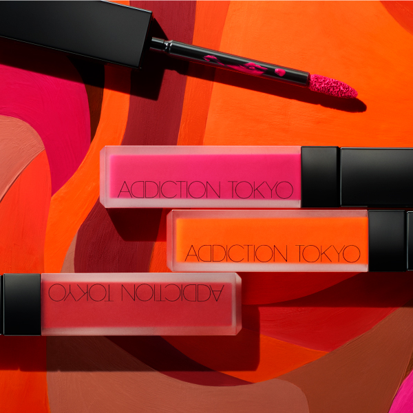 "Pre Fall 2020 Collection ""ART & BOLD"" THE MATTE LIP LIQUID"